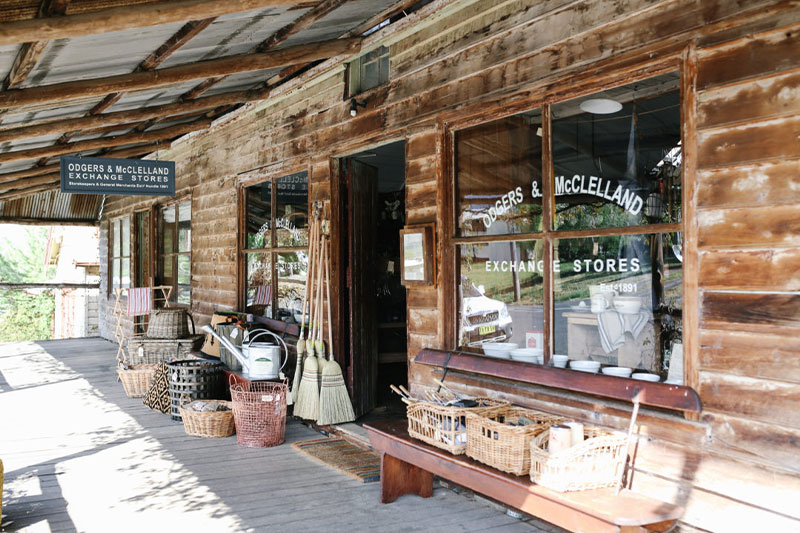 Exchange Stores Nundle