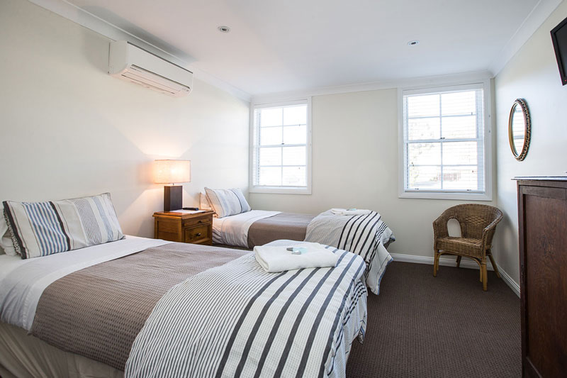 The Peel Inn Hotel - accommodation